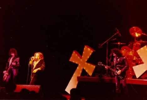 black sabbath dio live heaven