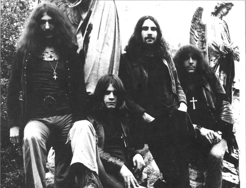 1970-1978 - Edtrader's Black Sabbath & Family - Archives